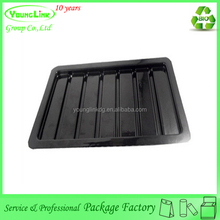 Customized pp blister electronic components packing tray