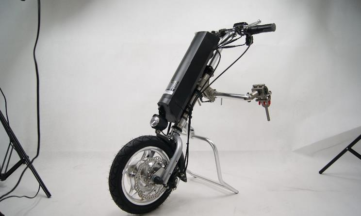 250w disc brank and hand brake assure wheelchair handcycle for sale