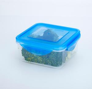 Sealable Hermetic Plastic Food Storage container