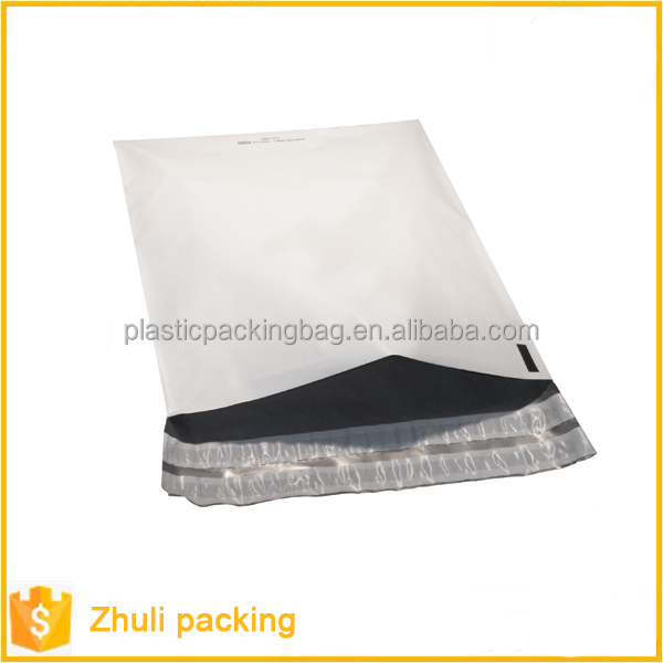 small minimum quantity accepted /poly courier bags/mailer bags for shoe box