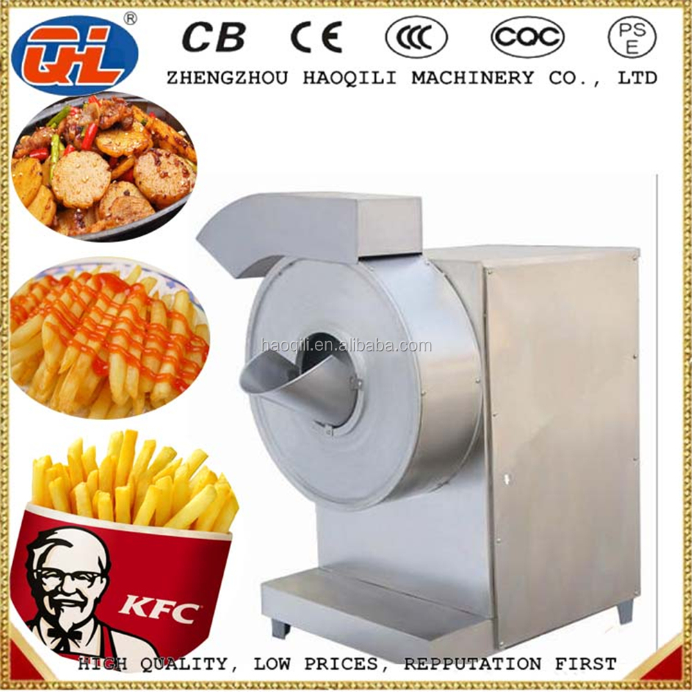 Stainless Steel Cassava Chips Cutting Machine Sweet Potato Chips Machine