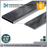 High quality stainless steel rectangular tube aisi 1020 steel tube