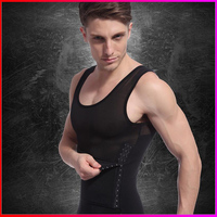 Men Tank Top Slimming Body corset Sports Body Shaper