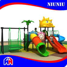 High Quality Factory Supply New Design Outdoor Kids Playground Equipment Toy Slide