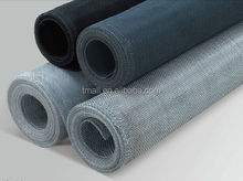 Durable nylon roll up fiberglass insect mosquito protection screen mesh