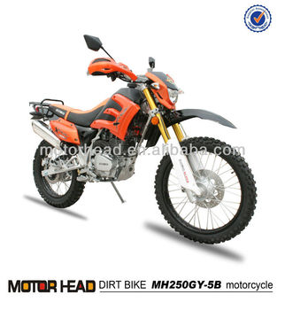 Inverted Fork Dirt Bike,MH250GY-5B, Off Road Motorcycles