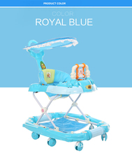 old fashioned baby walkers with Swaying Car cheap baby product simple baby walkers