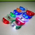 Party supplies Sound activated led bracelet Led flashing bracelets bangles Led bracelet