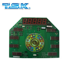 Taiwan TSK Arcade video game machine MYV-F7 fruit 777 casino multi game
