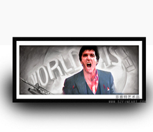 Famous People Movie Star Scarface Al Modern Canvas Painting