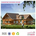 Low Cost prefabricated wood garden House