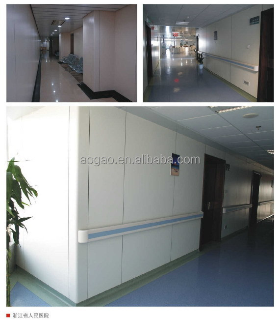 Aogao compact high pressure laminate formica wall panels