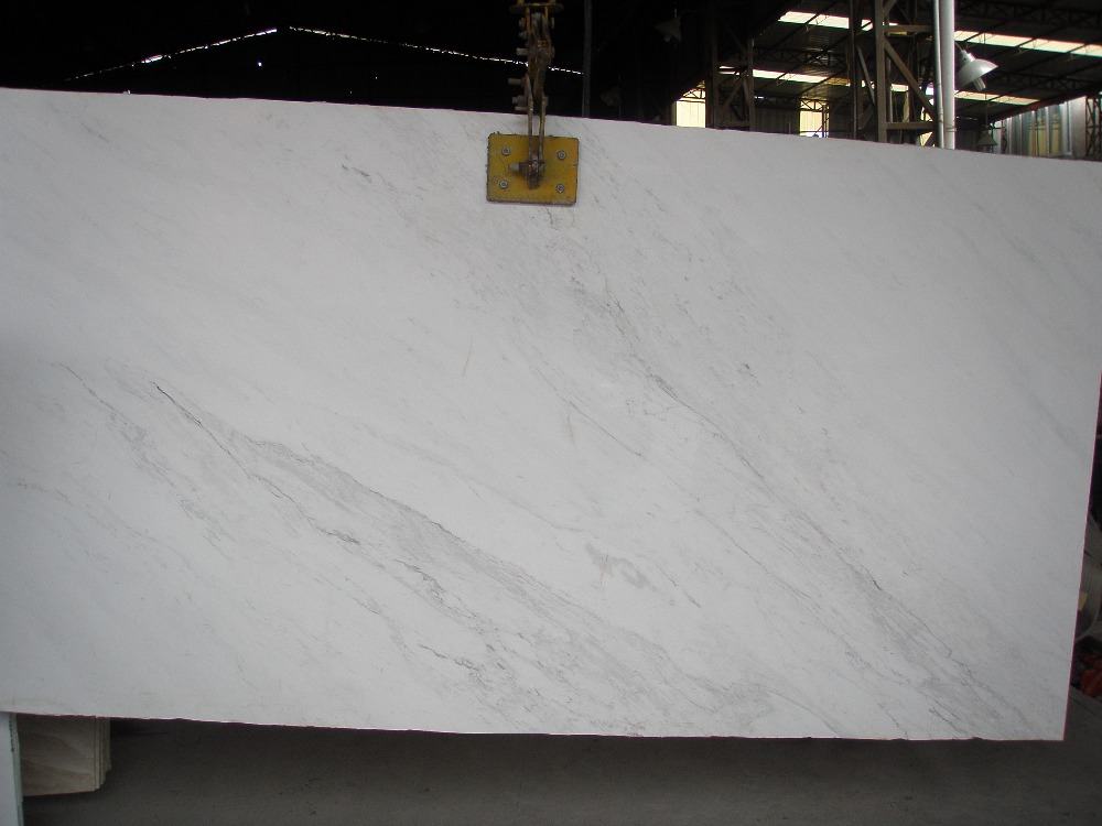 White marble with high standard quality