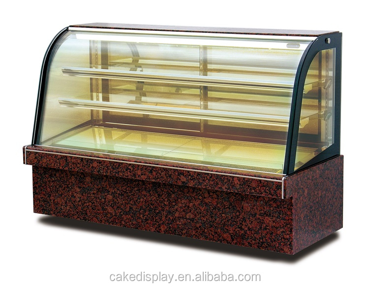 Marble Base Hot Food Display Warmers Guangzhou Manufacturer