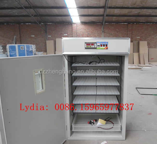 1000 egg incubator/1056 chicken egg incubator/ZH-1056 incubator with CE (Lydia chang: 0086.15965977837)