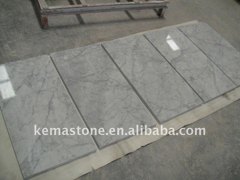 Marmol de carrara blanco dise o del azulejo del piso for Pisos de marmol de carrara