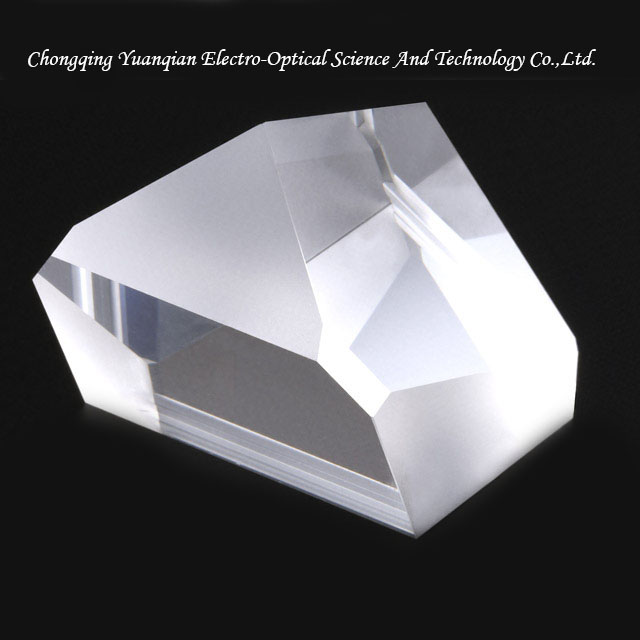 Optical Coated Penta Glass Prism