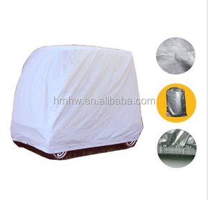 Waterproof Golf Cart Covers--2/4 Passenger