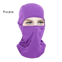 Breathable Polyester Motorcycle Ski Mask For Men&Women