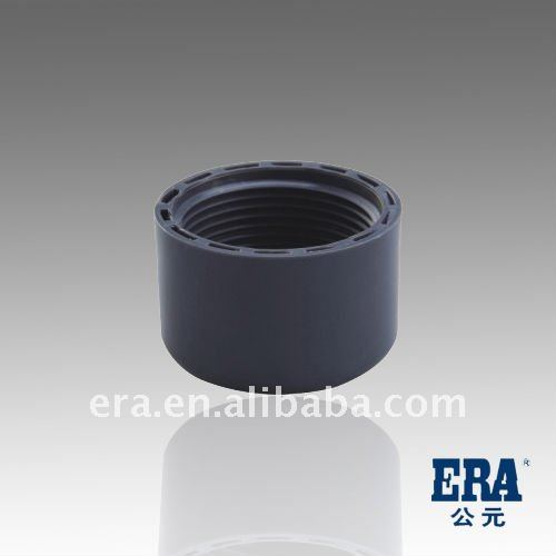 Best Price Water Supply Schedule 40 PVC Pipe thread end cap