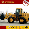 used front loader garden tractor with front loader CHANGLIN ZL60H wheel loader price list