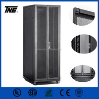 Professional SPCC DDF network cabinet server enclosure with maximizing airflow