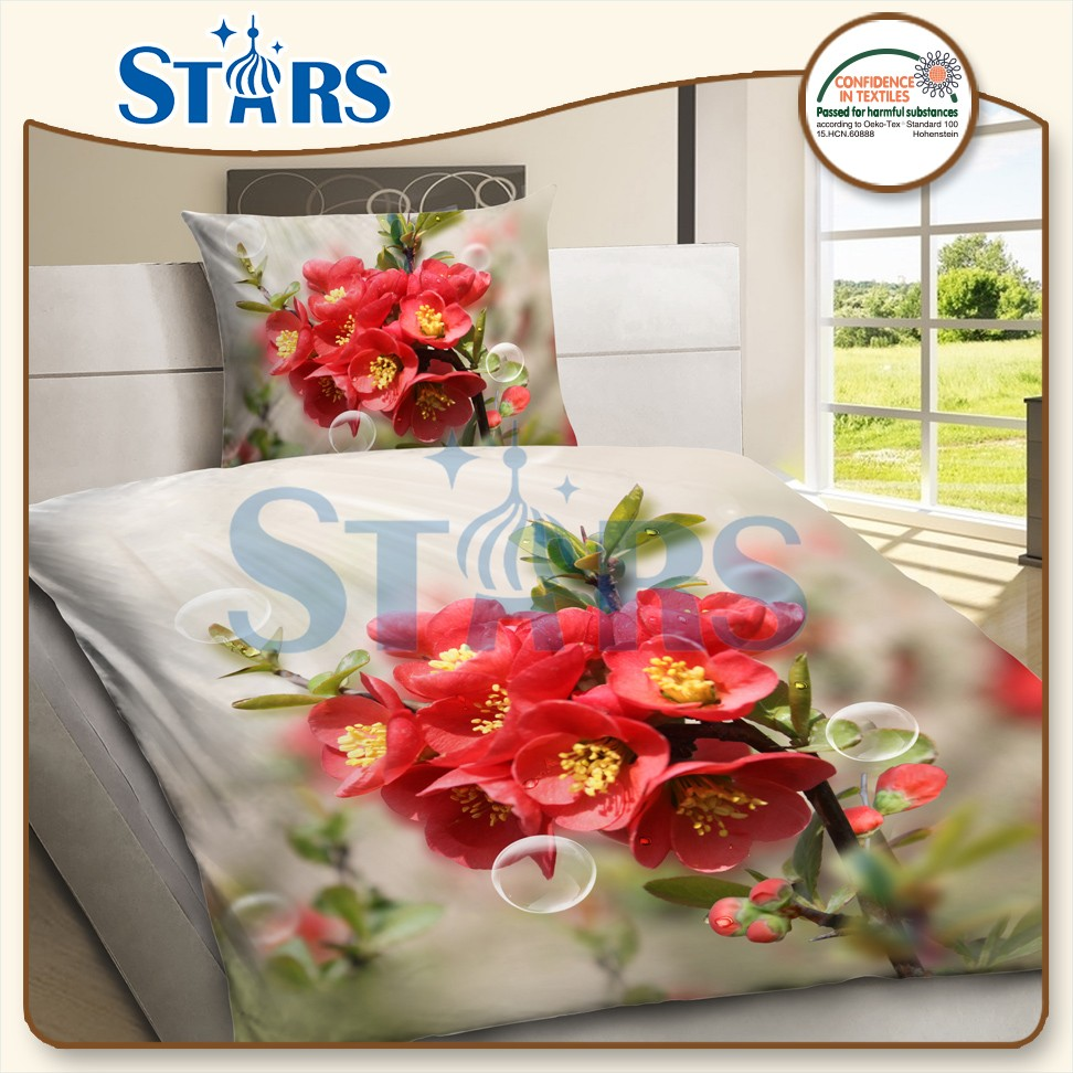GS-PAN-03 china king size wholesale 3d bedding sets for home bed