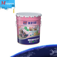 Misppon Emulsion Paint OEM for Namibia handmade wall paintings