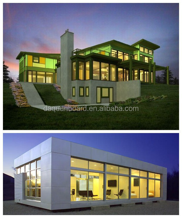 China two-story recycling light steel prefab house,quick assembly durable portable building