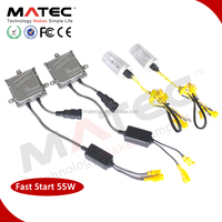 H7 HID Conversion Kit 12V 24V 35W 55W Slim Ballast Xenon HID Kit H1 H3 H4 H6 H11 HB3 9005 9006 for Motorcycle Car Headlight
