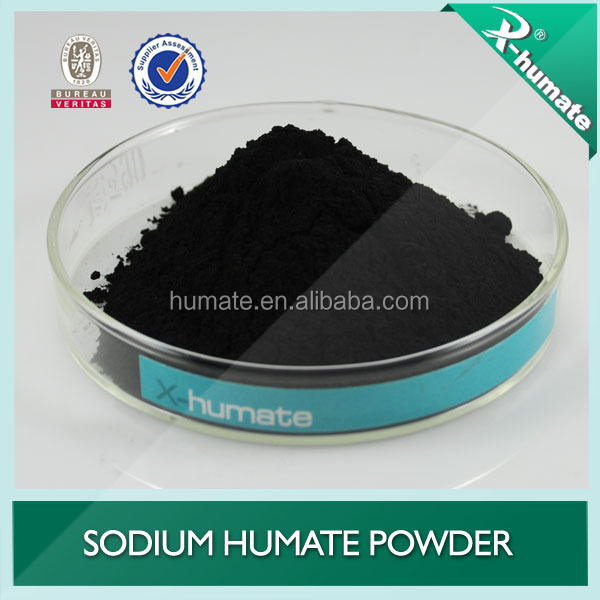 Sodium Humate High Humic Acid For Feed Additive