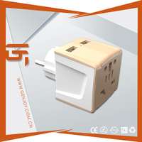 Travel charger ac adapter of GENJOY travel plug