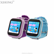 2017 cheap touch screen tracking device wrist band youth boy girl kid smart watch