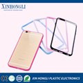 clear pc back case+clear tpu case for iphone 6 6s ,case for iphone 6s clear style
