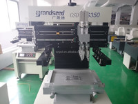 GSD solder paste printer PCB printing equipment, LED assembly line machines