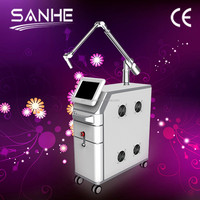 eauty equipment for tattoo removal 532nm 1064nm active q switch nd yag laser pigment removal