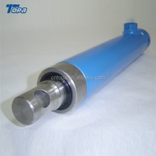 Double/Single Acting electric hydraulic cylinder ram truck ram