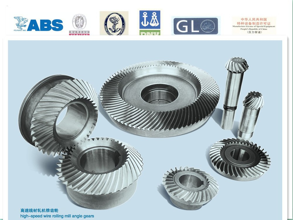 New design standard spur gears made in China