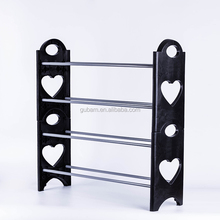cheap stainless steel shoe rack cabinet