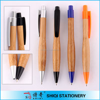 new eco friendly bamboo pens