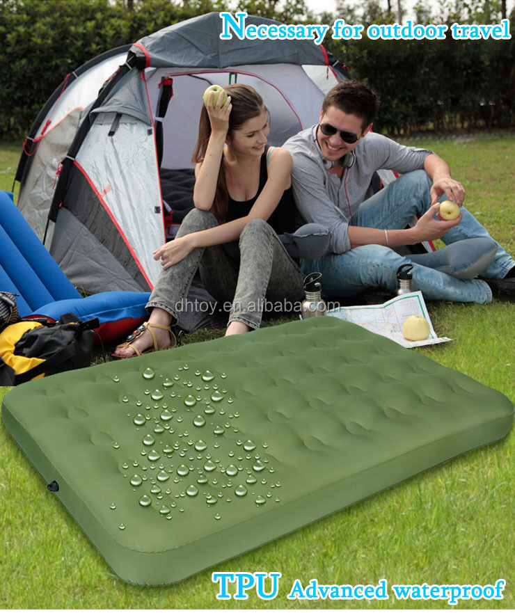 outdoor luxury air mattress