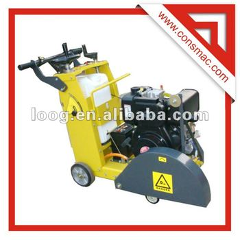 Gasoline Concrete Road Cutter