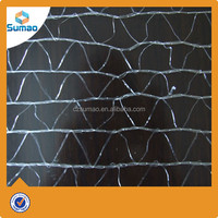 11g HDPE White Pallet Net Wrap , Custom Pallet Stretch Wrap For Agriculture