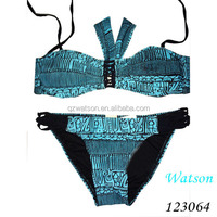 fashion ladies swimwear bikini model