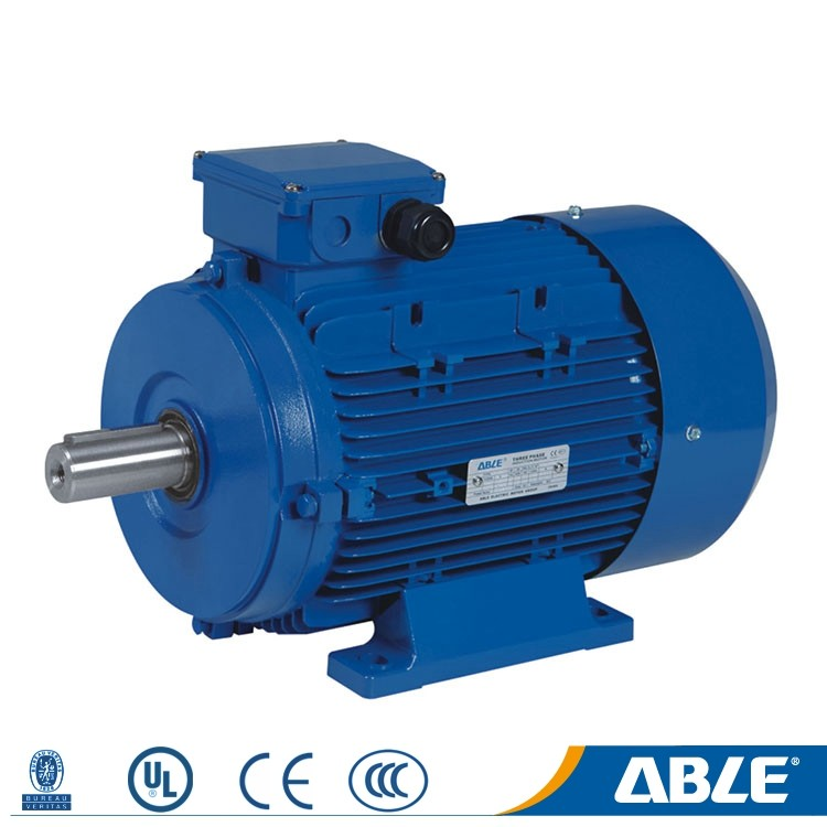 Ac able asynchronous 3hp wire 220v 380v 3 phase electric motor