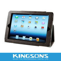 top sales! leather design case for ipad mini smart cover