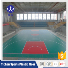 Class A Removable Indoor Outdoor Basketball Flooring Price