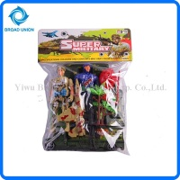Cheap Plastic Super Hero Toys Small