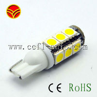 Lighting ever T10 Wedge Base LED Automotive Bulbs,White,red,yellow color avaiable