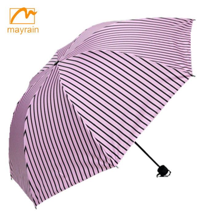 transparent colorful dot printing wholesale rain umbrella